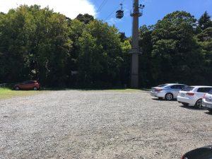 ジャイアンツ球場 駐車場